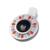 Gran angular macro lentes lentes de teléfono selfie llenando de luz led 4 archivos de atenuación de flash kit para nokia lumia 1020 clips 630 640 asus
