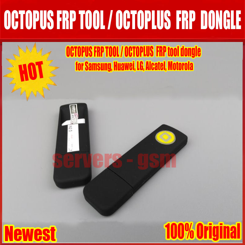 US $62 74 |2019 Newest Original OCTOPUS FRP TOOL / OCTOPLUS FRP tool dongle  for Samsung, Huawei, LG, Alcatel, Motorola-in Telecom Parts from