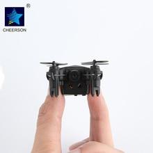 Cheerson UAV CX-10WD-TXB 4CH 6-Axis Gyro Drone 0.3MP Caméra Téléphone WIFI Contrôle Hight Tenir RC Toys