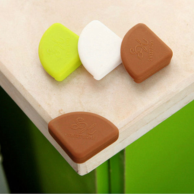 12 PCS PVC Soft Baby Children Kids Safe Bed Table Desk Corner Protector Cover Furniture Accessories White Green Coffee 20pcs pvc soft baby children kids safe bed table desk corner protector cover furniture accessories white green coffee