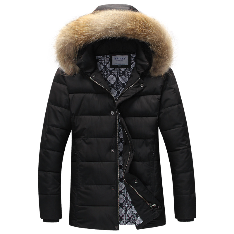 Online Get Cheap Hooded Puffer Jacket Men -Aliexpress.com ...