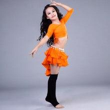 ebc72359 Popularne Suit Kids Belly Dance Costumes- kupuj tanie Suit Kids ...