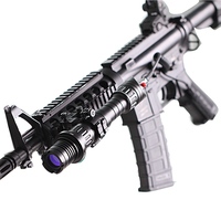 Airsoft Adjustable Gun Green Laser Designator for Outdoor Hunting and Sporting Laser Sight