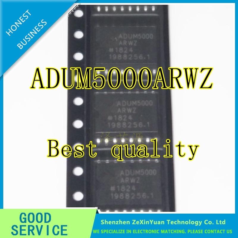 5PCS/LOT ADUM5000ARWZ ADUM5000ARW ADUM5000 SOP16 Digital Isolator New