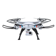 Original Syma X8G 2 4G 6 Axis Gyro 4CH Drone With HD Camera RC Quadcopter with