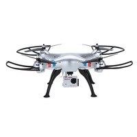 Original Syma X8G 2.4G 6 Axis Gyro 4CH Drone With HD Camera RC Quadcopter with Extra 2pcs 7.4V 2000mAh 25C Lipo Battery