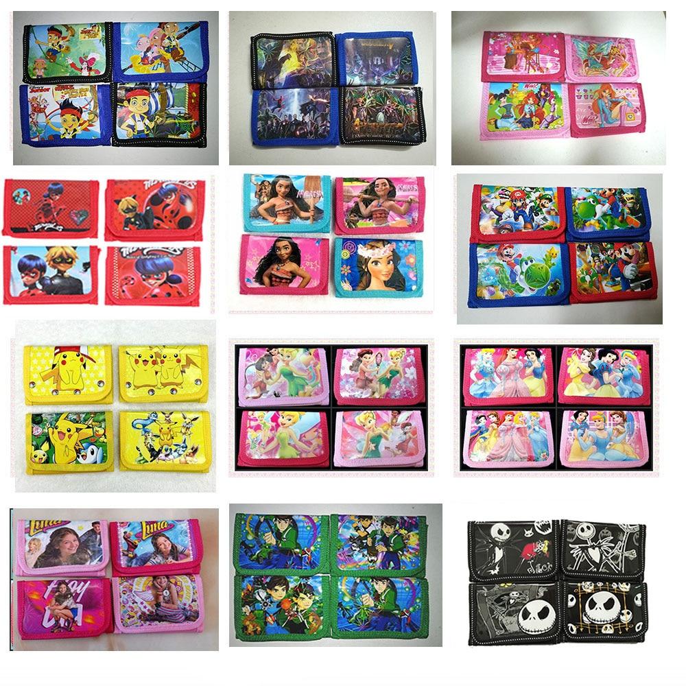 12 Pcs Soy Luna Star Wars Darth Vader Geldbörse Nette Kinder Cartoon Brieftasche Beutel Beutel Kinder Geldbörse Kleine Brieftasche Party Geschenk