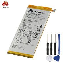 HUAWEI HB4242B4EBW Genuine Battery For Huawei  H60-L11 H60-L04 honor 4X Honor 6 H60-L01 H60-L02 3000mAh Phone Battery + Tool растение фаленопсис экстра в тубе 2 ст d12 h60 jmp