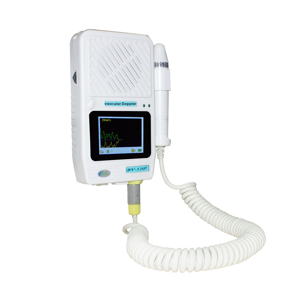 Bidirection Damar Doppler LCD Ekran Qan axını dərəcəsi BV520T - Səhiyyə - Fotoqrafiya 3