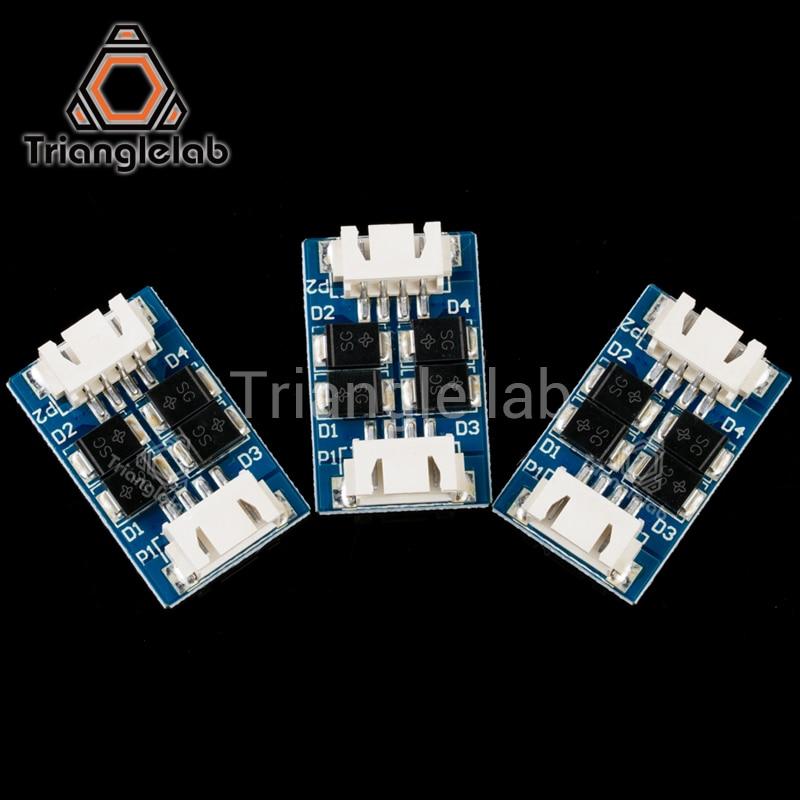 Trianglelab высокое качество 3d-принтер часть TL-Smoother аддон модуль для 3D-драйверов драйвера пинтер бесплатная доставка reprap mk8 i3