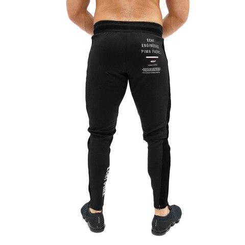 Casual Skinny Pants Mens Gym Fitness Track Pants Joggers Sweatpants Cotton Trousers Sport Training Pant Male Running Sportswear Multan