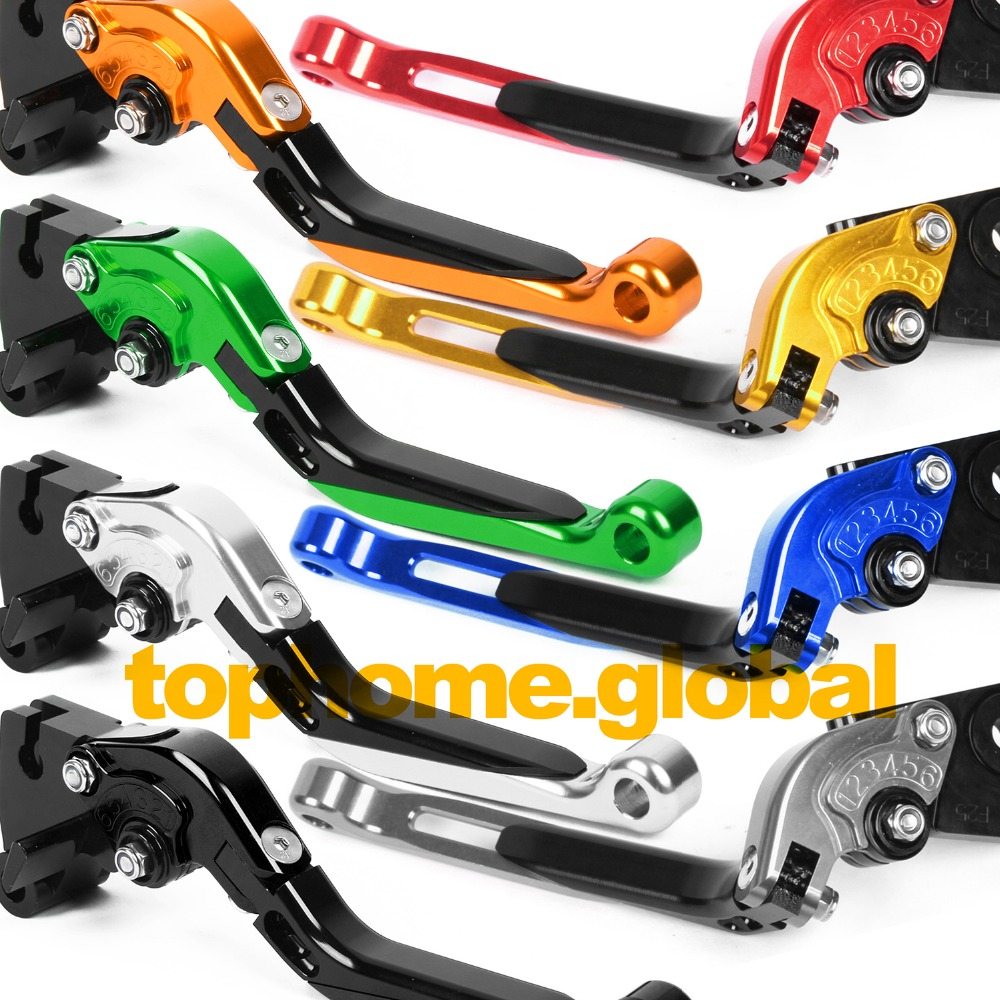 For Honda CB599 CB600F HORNET 2007 - 2013  Foldable Extendable Brake Clutch Levers CNC Folding Extending 2008 2009 2010 2011 12 8 colors cnc folding foldable extendable brake clutch levers for honda cb650f cb 650f cb 650 f 2007 2014 2008 2009 2010 sliver