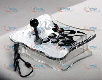 Arcade rocker/PC joystick/computer without delay from the USB drive/pure arcade feel/USB port /sanwa button and joystick