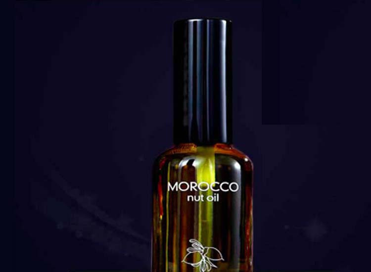 New 100% pure keratin moroccan argan coconut oil essential oils hair mask repair damage Frizz Hair Care treatment 50ml bottle 9