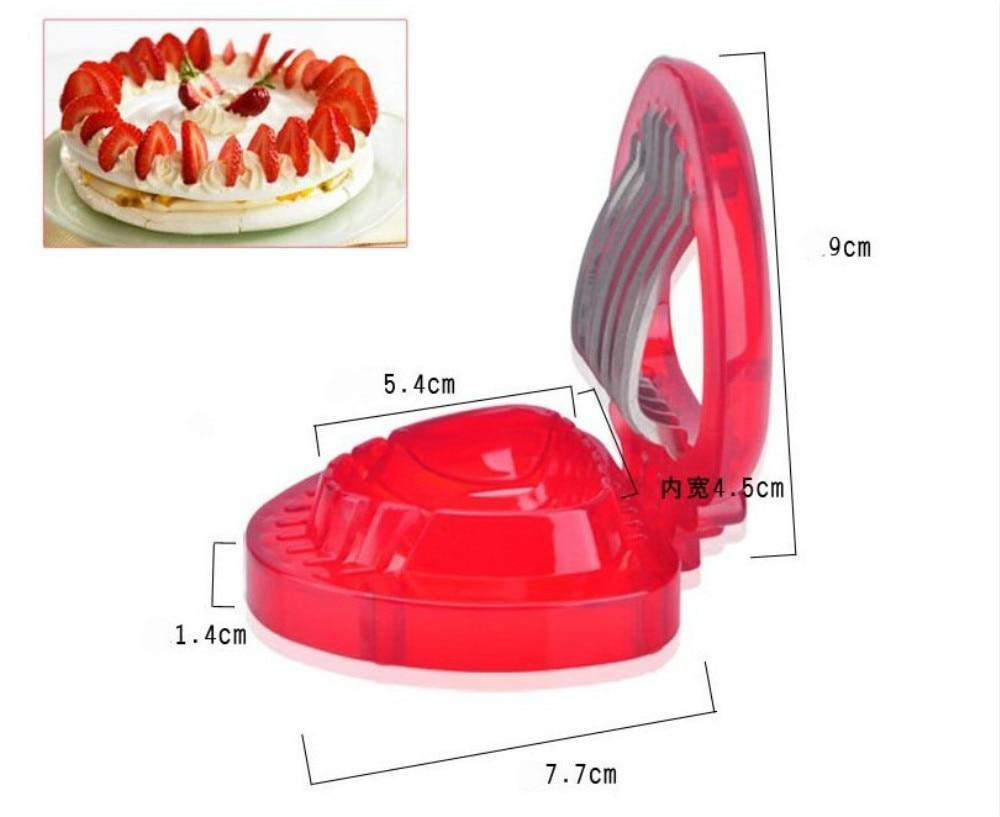 new strawberry slicer kitchen cooking gadget accessories fruit
