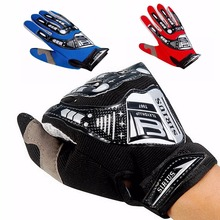 T007 Sirius Universal Outdoor Sports Cycling Motorcycle Racing Full finger Protective Gloves Warm Anti slip Gloves