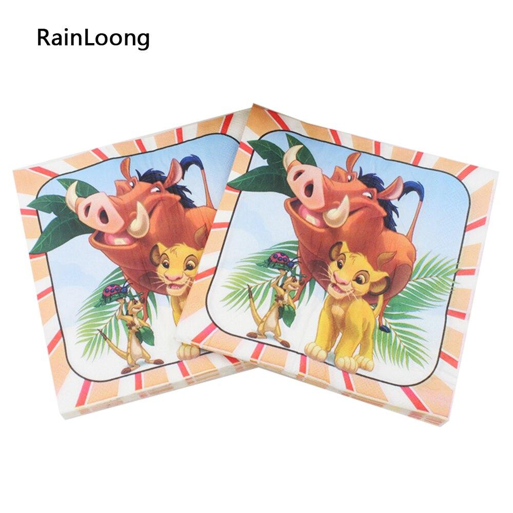 [Rainloong] animal decoración festivo y fiesta de dibujos animados tejido servil