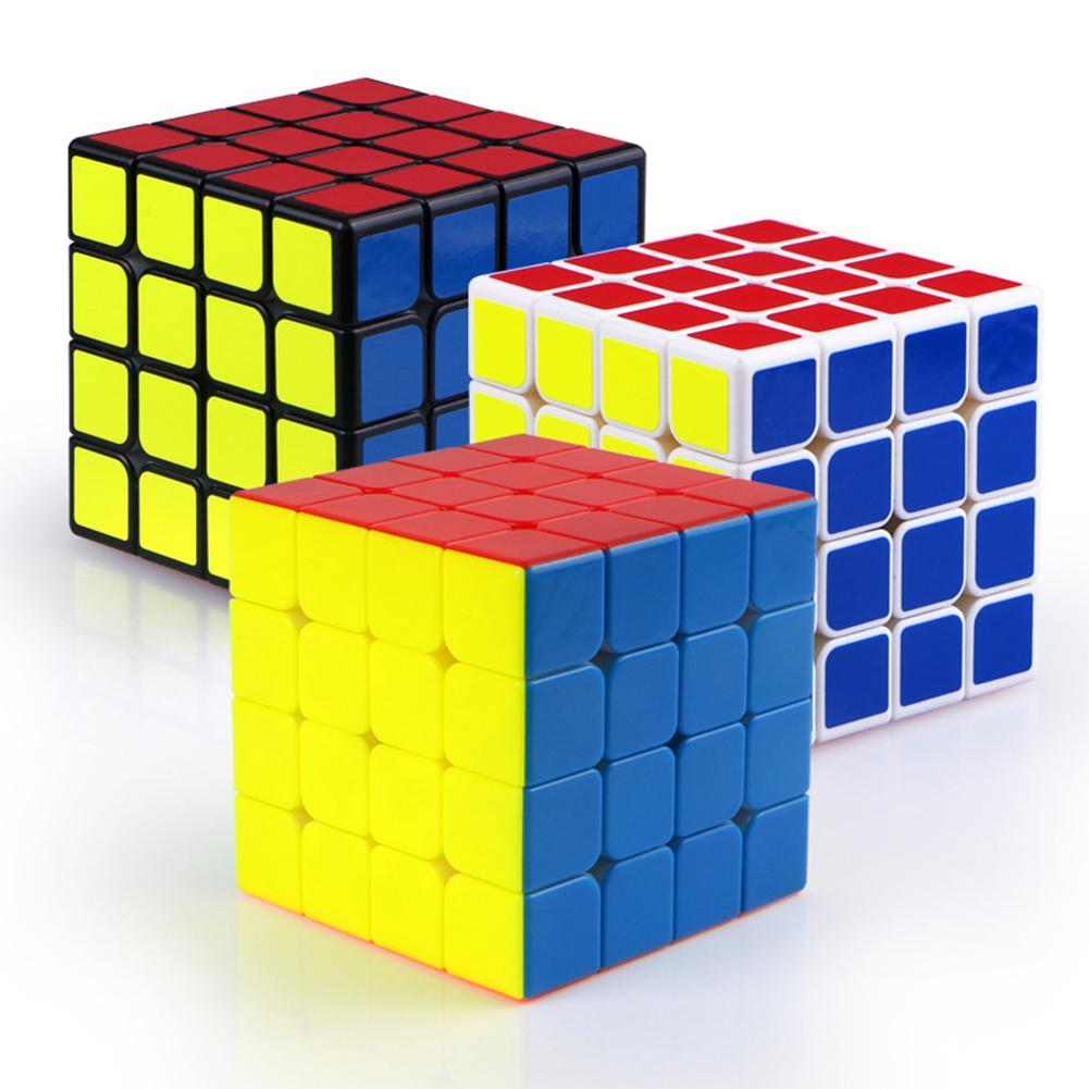 4X4X4 magnétique professionnel lisse Valk4M Cube magique Puzzle jouet