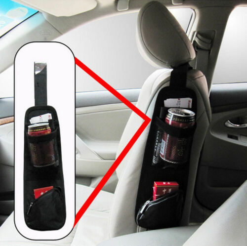 Universal Car Auto Side Seat Organizer Storage Multi Pocket Hanging Bag Holder-in Storage Holders & Racks from Home & Garden