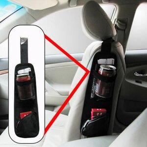 Image 1 - Universal Car Auto Side Sedile Dellorganizzatore Di Immagazzinaggio Multi Hanging Pocket Bag Holder
