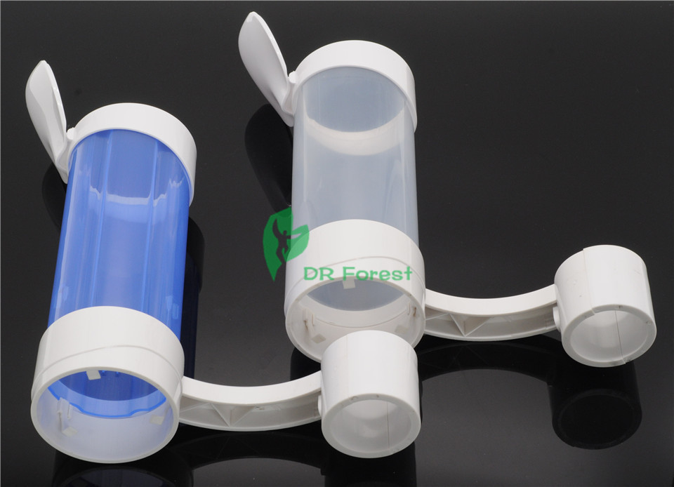 2Pc Dentist Disposable Cup Storage Holder Plastic Holder For Dental Chair 2Color 2pc dentist disposable cup storage holder plastic holder for dental chair 2color