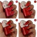 После : кукла красный серии многоцветной лак для ногтей конфеты цвет сплошной цвет