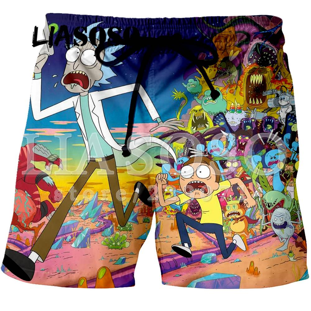 Summer men/'s beach shorts Singer Elvis Presley 3D printed fashion fitness pants