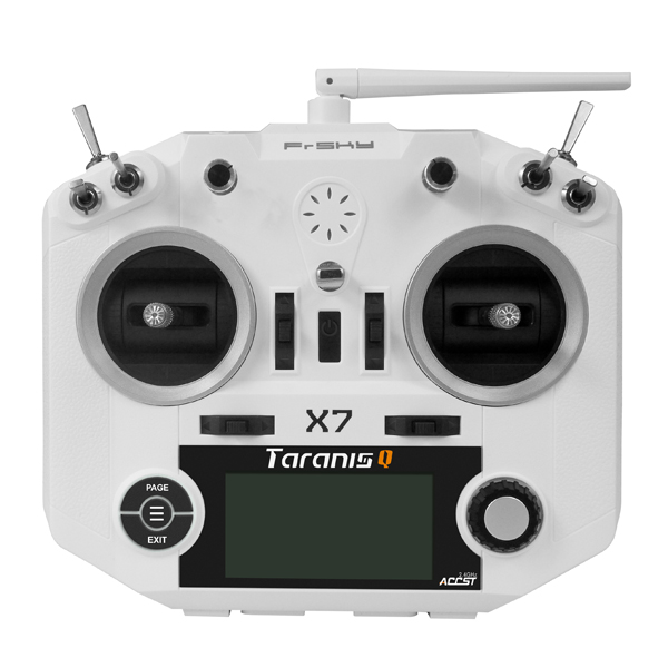 FrSky ACCST Taranis Q X7 QX7 2.4GHz 16CH Transmitter Without Receiver For RC Multicopter