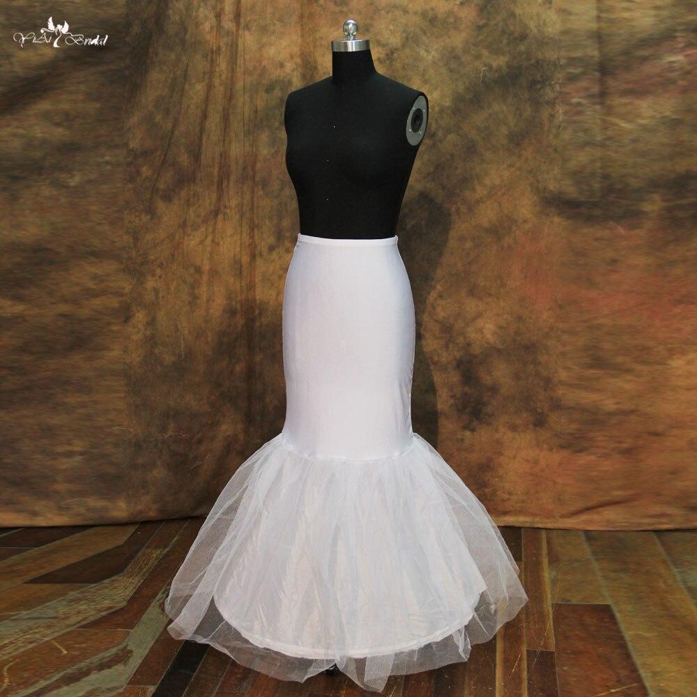 P009 Yiaibridal Krinoline unterrock für mermaid petticoats für ...