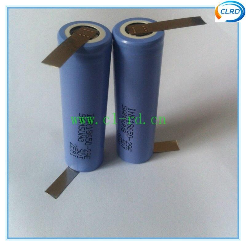 Baterias Recarregáveis bateria Capacidade Nominal : 2601-2999 MAH