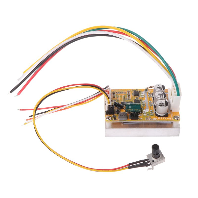 350W 5V-36V <font><b>Brushless</b></font> <font><b>DC</b></font> <font><b>Motor</b></font> <font><b>Driver</b></font> Board BLDC Controller Wide Voltage High Power <font><b>Brushless</b></font> <font><b>Motor</b></font> Drive Plate image