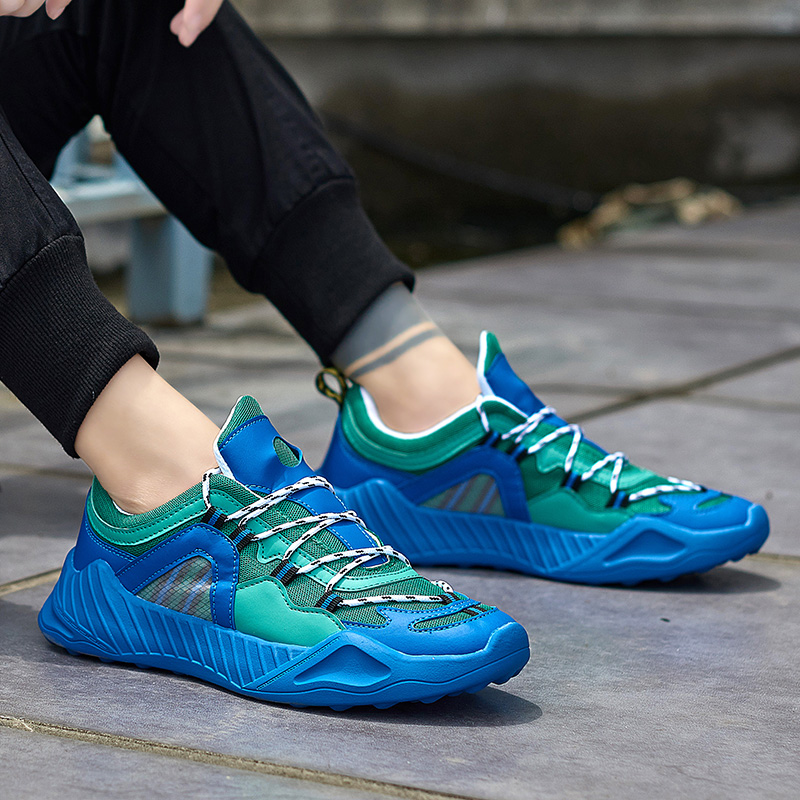 Trend Brand Men Running Shoes Superstar Sneakers Footwear Zapatos Hombre Male Sports Shoes Outdoor Men Walking Shoes Designer in Running Shoes from Sports Entertainment