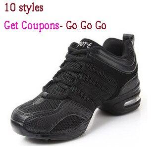 Nuevos 2016 Zapatos de Baile Zapatos de Jazz Zapatos de Hip Hop Salsa  Zapatillas Para Mujer Tallas grandes Zapatos de Baile Al Por Mayor Envío  Gratuito ... 3c87ec1cfcd