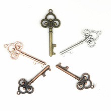 Bottle-Opener Key-Ring Keychain-Shaped Gift Beer Creative Zinc-Alloy Silver-Color Unique