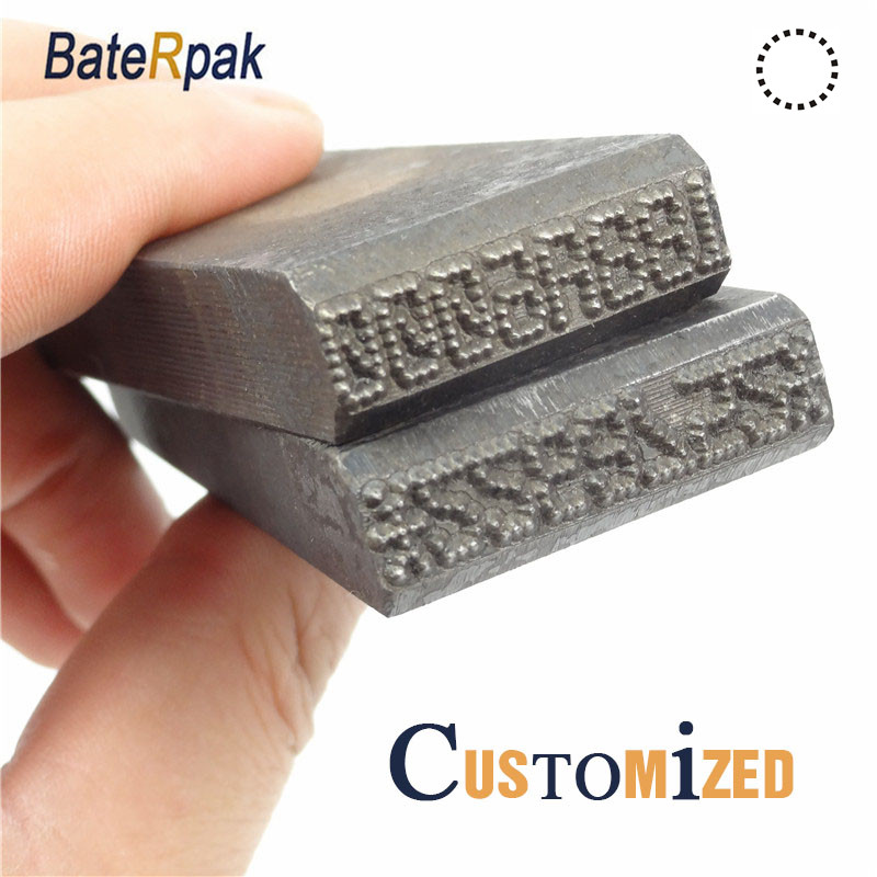 Dotted/lattice Motorbike,BateRpak car chassis number stamp letters Steel word punch stamp/matrix stamp letters,stamping die punch stamp steel stamp punch 20pcs lot