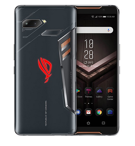 "ASUS ROG Telephone ZS600KL 8GB RAM 128GB ROM Gaming Phone Snapdragon 845 2.96GHz 6.0""18:9 AMOLED Screen Android8.1 4000mAh OTA 35"