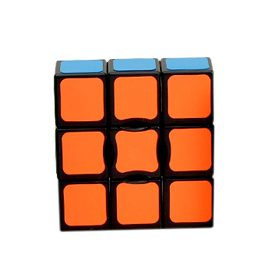 Puzzles & Games Genteel Magic Cube 1x3x3 Single Layer Easy Play For Beginner 5.6*5.6*2 Cm Educational Toy Special Toys Distinctive For Its Traditional Properties Toys & Hobbies