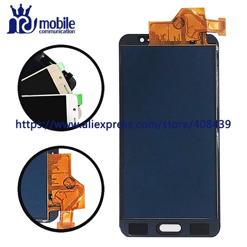 imágenes para Alta calidad J5 J5 2016 LCD Para la Galaxia J510 J510FN J510F J510G J510Y J510M Pantalla Táctil Digitalizador Asamblea