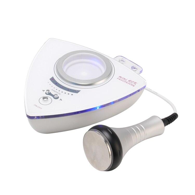 Mini 40 K kawitacji najnowsze użytku domowego odchudzanie uroda narzędzia cellulitu maszyny ultradźwiękowe
