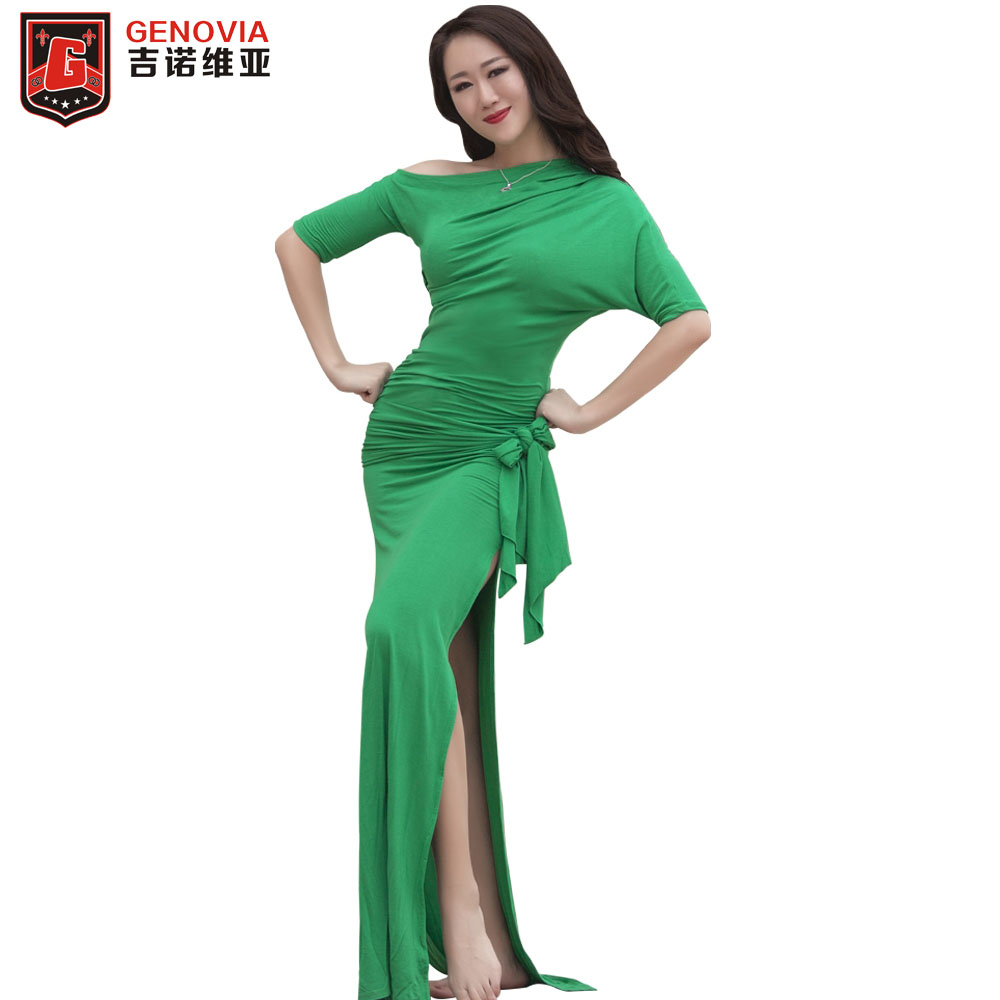 2019 Sexy Modal Women 39 s Dress Robe Scarf Underpants Belly Dance Clothing Belly Dance Beginners Practice Clothes Suit in Belly Dancing from Novelty amp Special Use