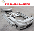 HM Style F10 FRP Unpainted Body Kit For BMW F10 5 Series ( not for M5)  Auto Racing Car Styling Bumper Bodykit
