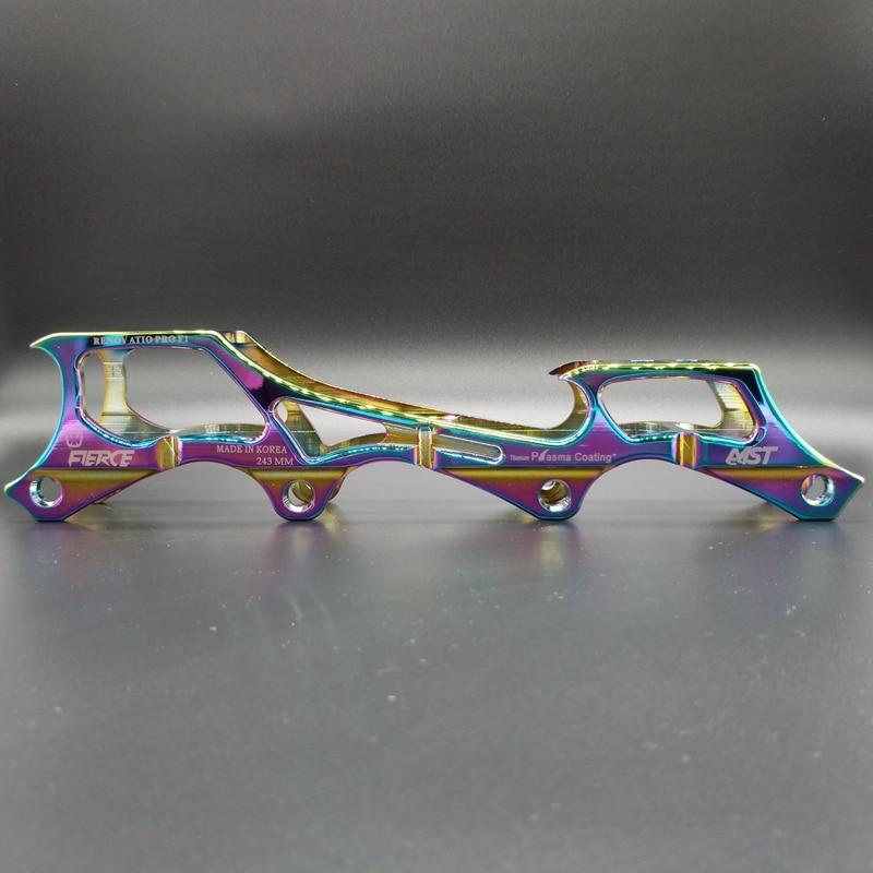 Free Shipping Skates Frame Rocker Frame Banana Frame 243 Mm