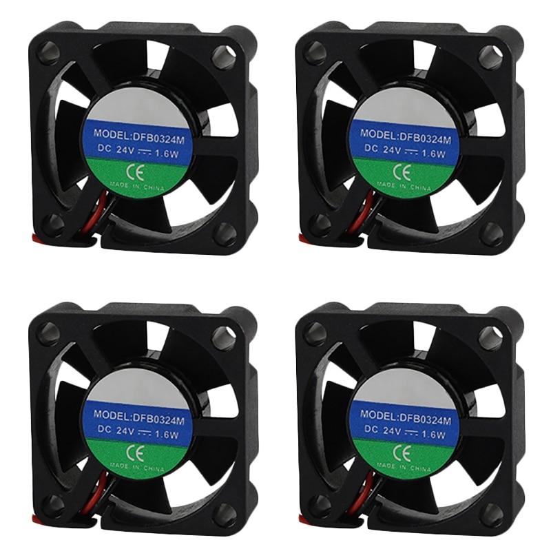 3D Printer Main Control Board Accessories 24V 3010 Mini Cooling Small Fan For Ultimaker2 Um2+