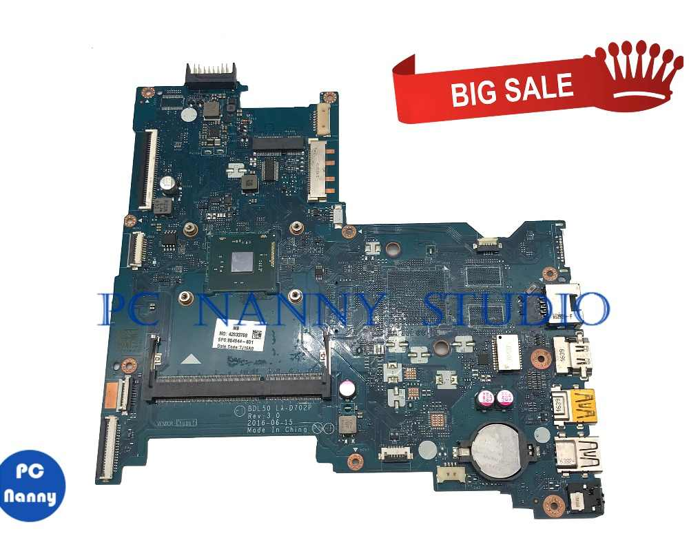 Pananny For Hp 250 G5 Motherboard 854944 601 854944 001 Sr2kn N3060 Bdl50 La D702p Ddr3 Laptop Mainboard Tested For Hp 250 Laptop Mainboardmotherboard For Hp Aliexpress