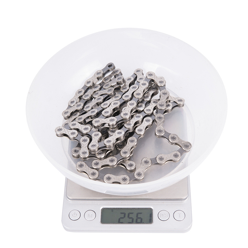 ZTTO 11s 22s 33s 11 Speed chain for MTB Mountain Bike Road Bike High Quality Durable Silver Gray Chain for Parts K7 System
