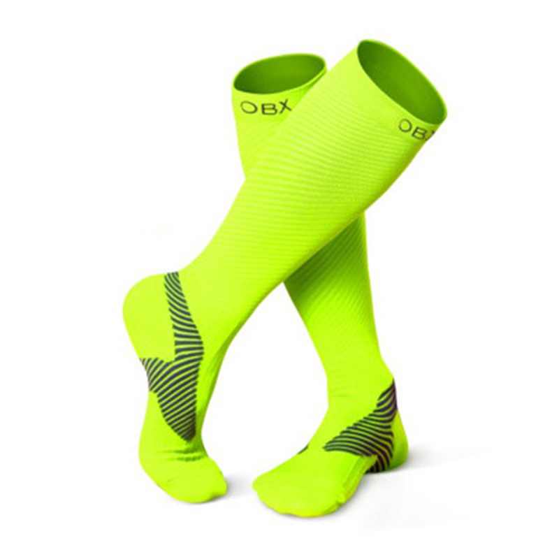 SPAKCT Autumn Sports Socks Cycing Hiking Compression Breathable Sock Men Women Football Sport Safety Outdoor Foot Protect Men
