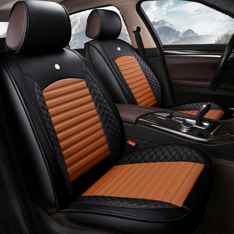 Mercedes A Class Full Set Luxury PADDED Leather Look Car Seat Covers