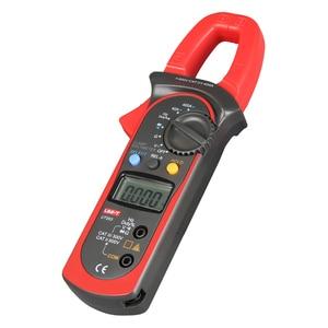 Image 2 - UNI T Uni T Digitale Stroomtang Dc Ac Huidige UT203 UT204 UT200 Serie 400A 600A Power Multimeter Tester Ampèremeter