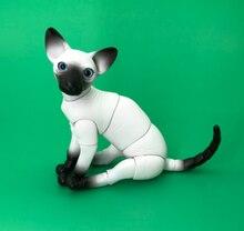 BJD SD doll 1/6 Sphynx prezent urodzinowy wysokiej jakości kukiełki przegubowe prezent Dolly Model nude Collection
