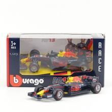 BBurago/1:43 Car/2017 F1 Red Bull Infiniti Racing Team/TAG Heuer RB13 NO.3 Car/Diecast Collection/Model/Children/Delicate Gift(China)